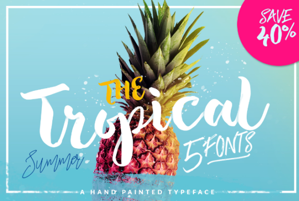 tropical_script_fonts