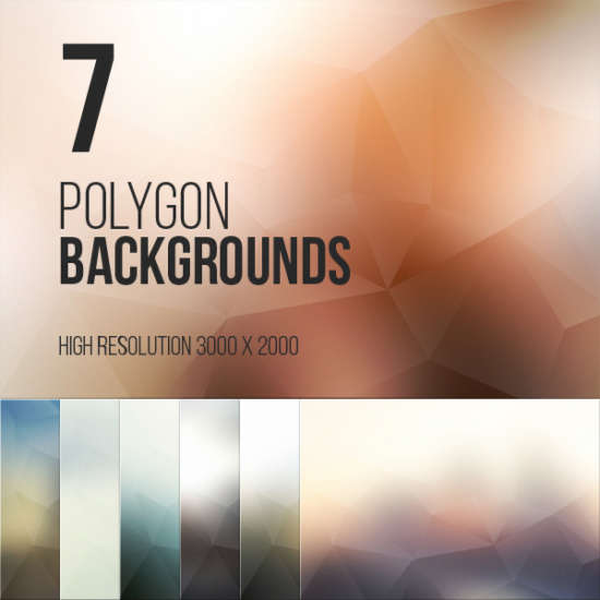 7_polygon_backgrounds