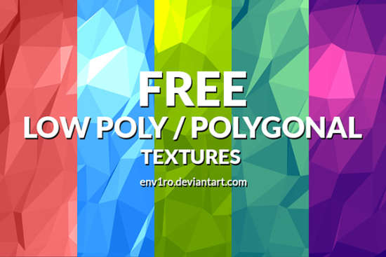 free_polygonal_low_poly_background_textures