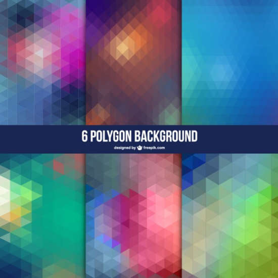 6_polygon_abstract_background