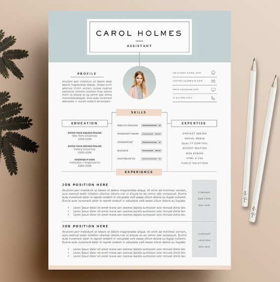 milky_way_resume_template
