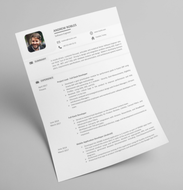 minimalite_resume_cover_letter