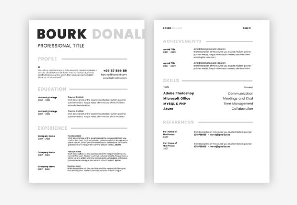 free_2017_resume_template