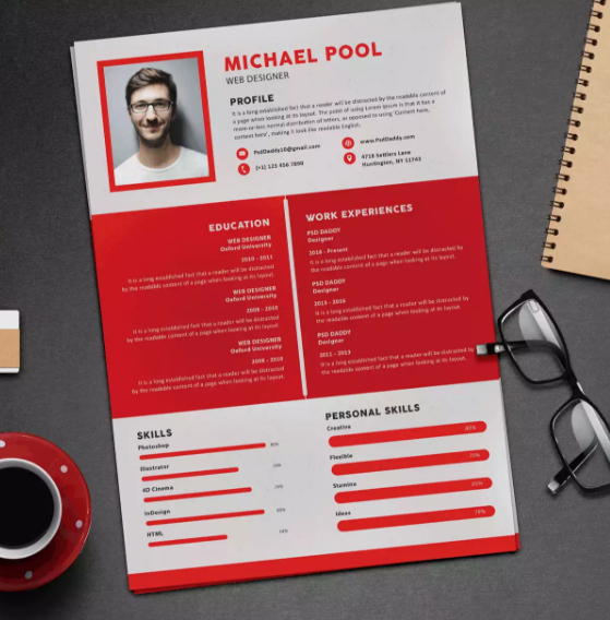 clean_and_designer_resume_template_psd