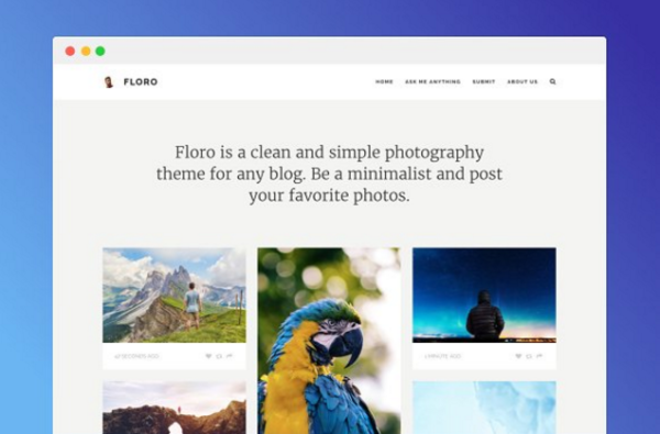 floro_tumblr_photo_theme