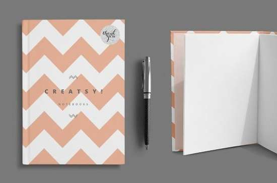 notebook_mockup_set