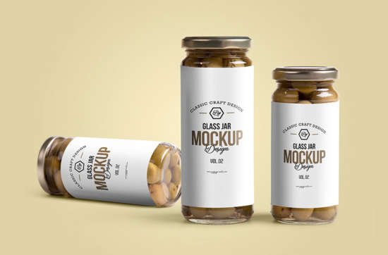 label_glass_jar_mockup
