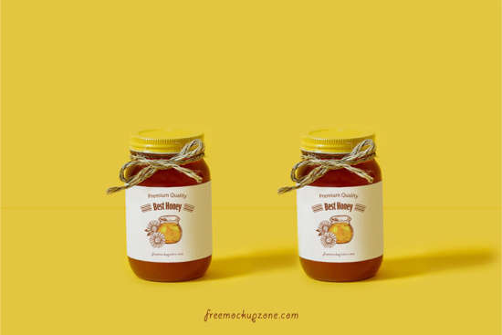 honey_bottle_label_mockup