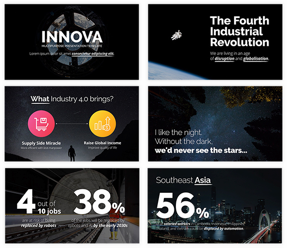 Innova Keynote Pitch Deck