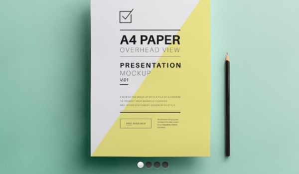 psd_resume_a4_overhead_paper_mock_up_by_pixeden