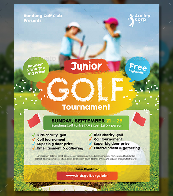kids_charity_golf_flyer