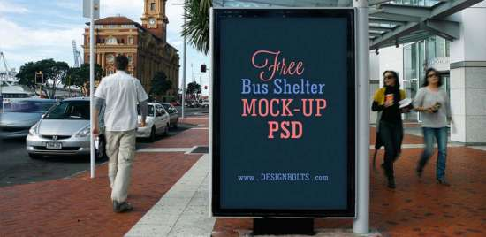 two_bus_shelter_mockups