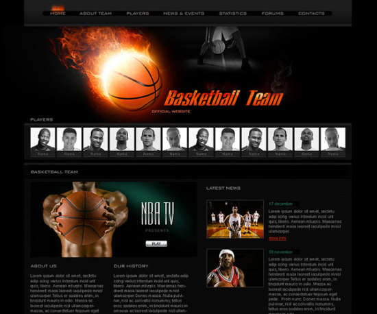 basketball_team