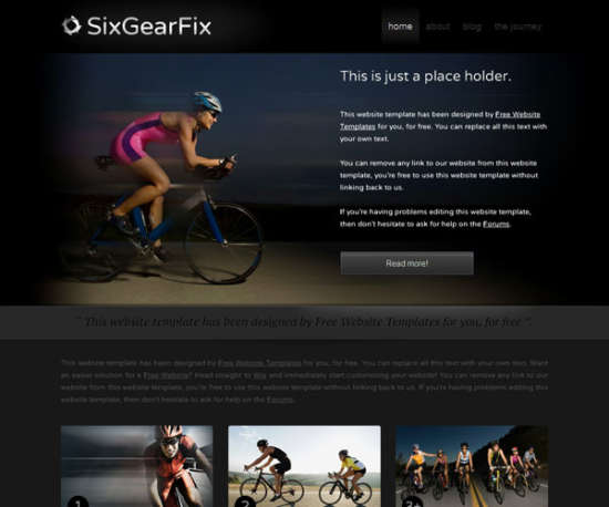bike_gear_sport_template