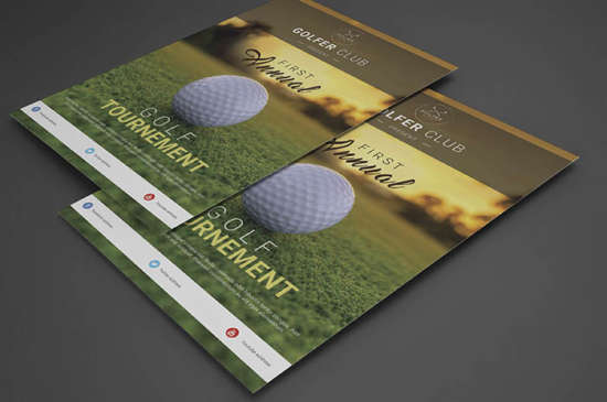golf_invitation_template_psd