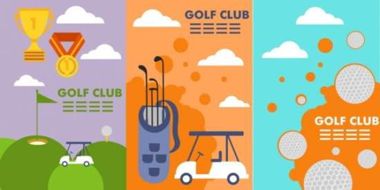 multicolor_golf_club_brochure_cover
