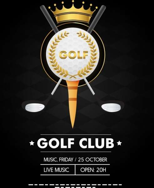 dark_golf_tournament_banner