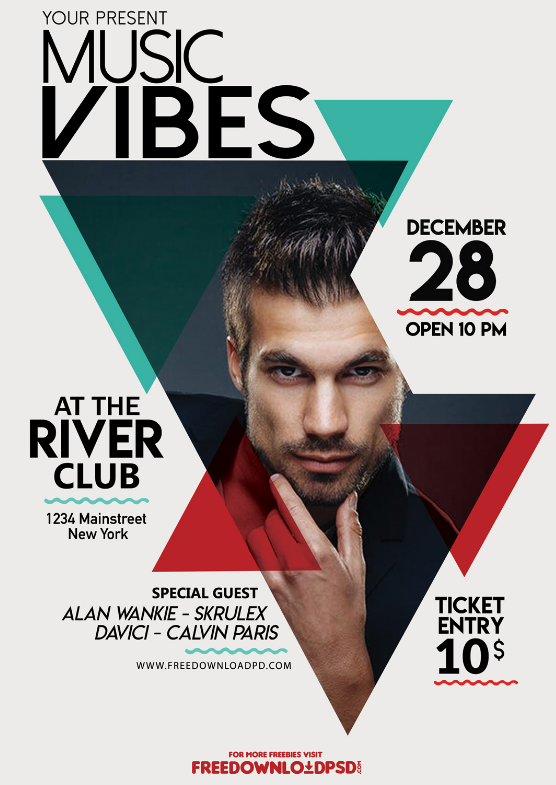 download_music_club_flyer_template