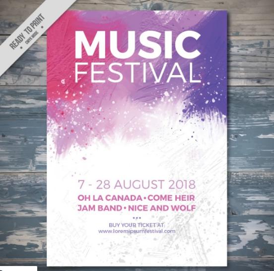 free_music_festival_flyer