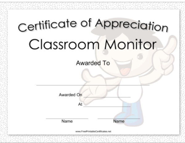 classroom_monitor_appreciation_boy_certificate