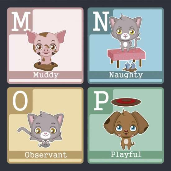 alphabet_card_with_animals_design_4