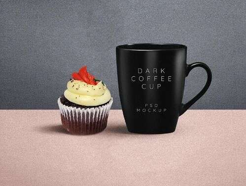 free_dark_coffee_mug_psd_mockup