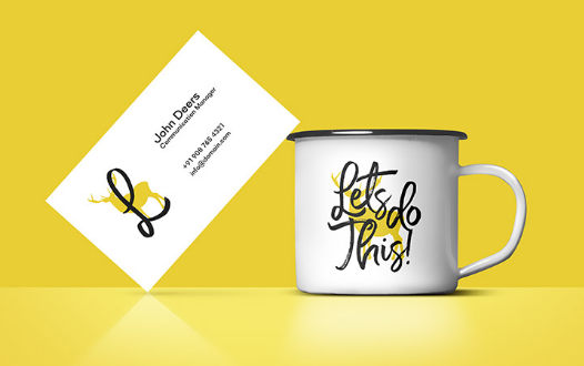 free_business_card_and_coffee_cup_mockup