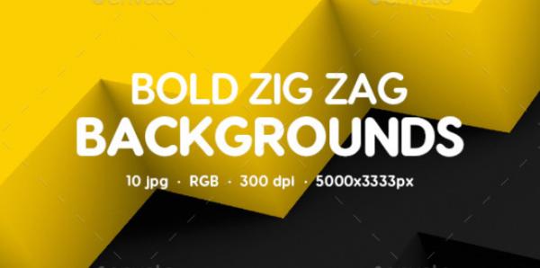 bold_zig_zag_backgrounds