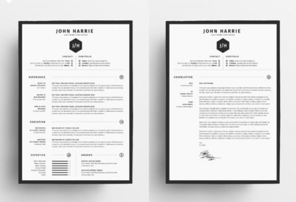 free_resume_cv_cover_letter