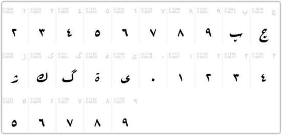 b_arabic_style