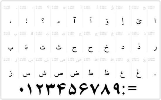 b_ferdosi_font