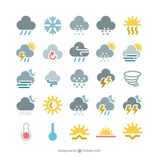 colorful_weather_icons_pack