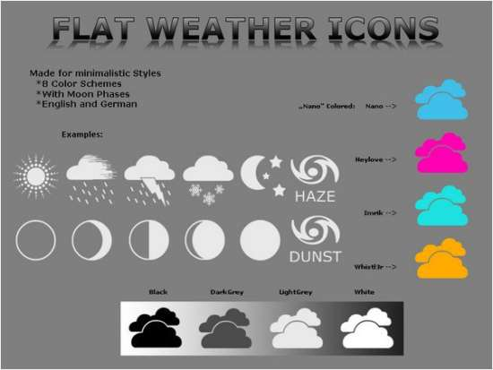 flat_weather_icons