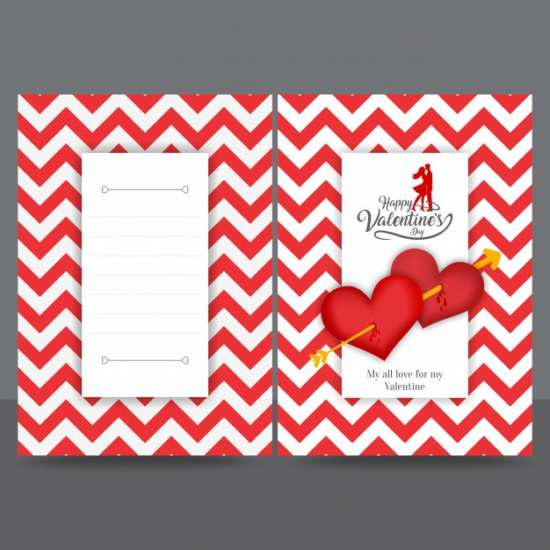 red_zigzag_valentine_greeting_card_design_template