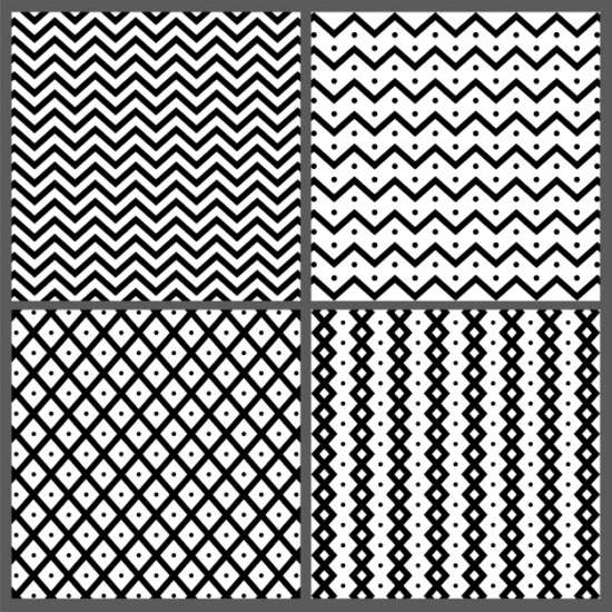 set_of_four_hand_drawn_abstract_seamless_patterns_with_zigzag_wavy_stripes_and_lines_textures