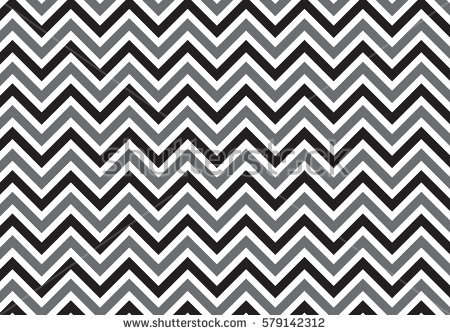 black_and_gray_vintage_zigzag_chevron_pattern_vector