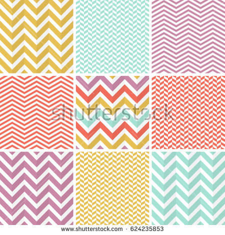 9_seamless_zigzag_patterns_colorful_background_set_vector_illustration