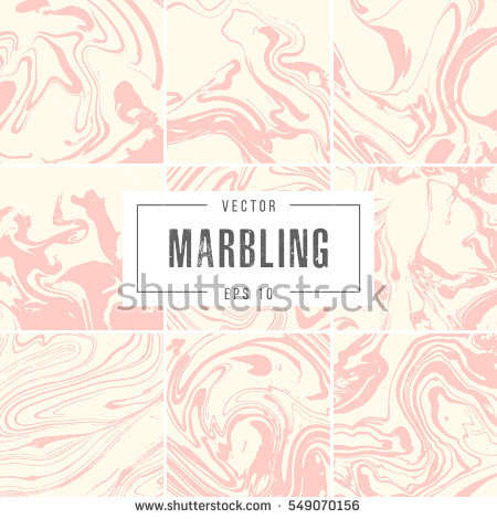 set_of_abstract_marble_backgrounds_vector_ink_texture