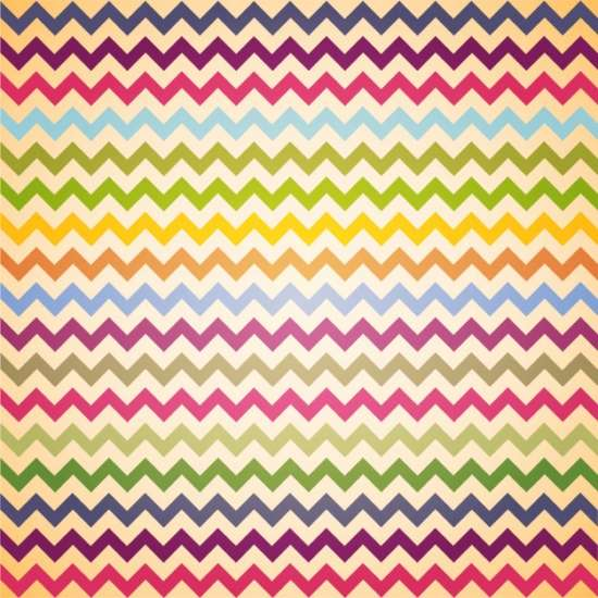 vintage_colorful_chevron_pattern_for_eggs_easter_day