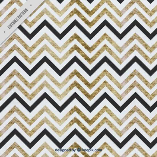 watercolor_zig_zag_pattern