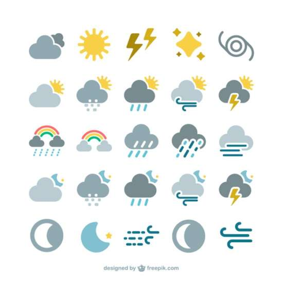weather_forecast_icons