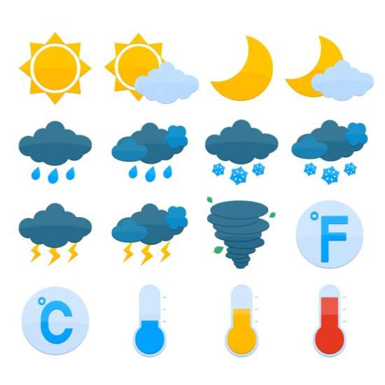 weather_forecast_symbols_icons