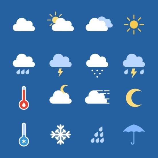 weather_icons_collection