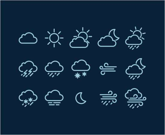 weather_vector_icons