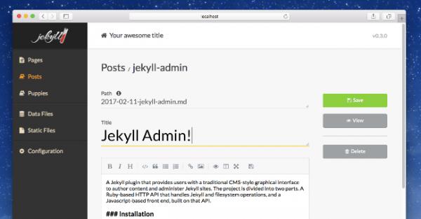 jekyll_admin