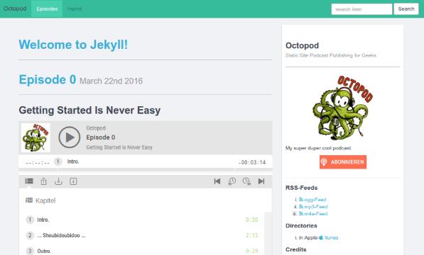 jekyll_octopod