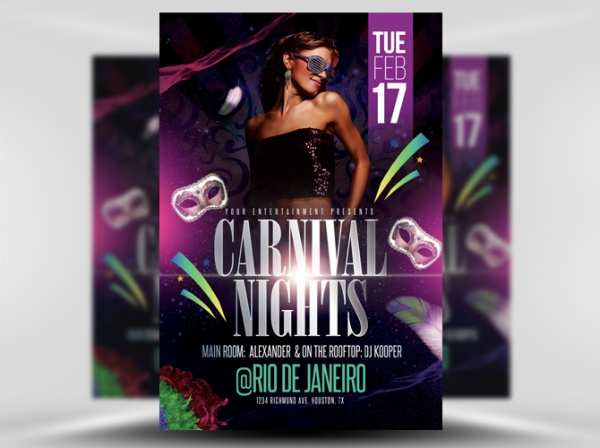 carnival_nights_flyer_template