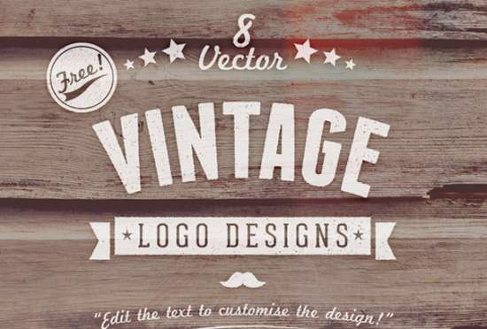free_customizable_vector_vintage_style_logo_designs
