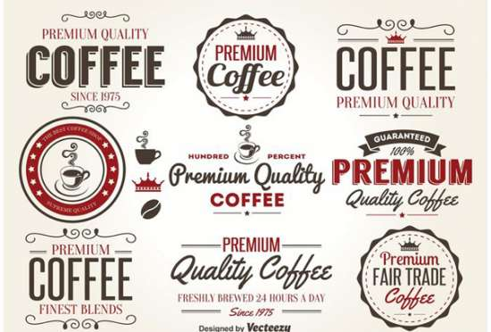 retro_coffee_label_vectors