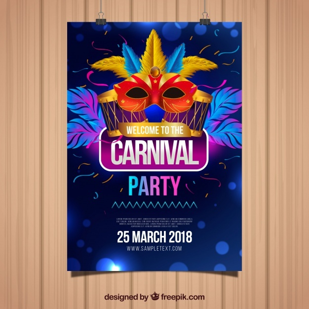 elegant_dark_blue_flyer_template_for_carnival